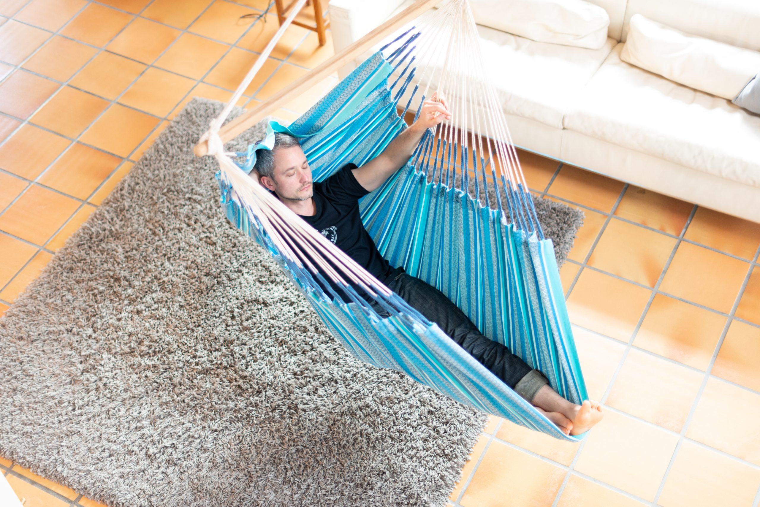 Hängesessel aus GOTS-zertifizierter Bio-Baumwolle*
