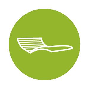 Auf dem Icon ist eine Hängeliege erkennbar – klicke, um die Produkte zu sehen