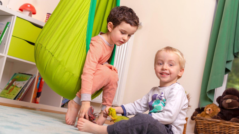 Hängesessel für Kindergarten sorgen für Spaß