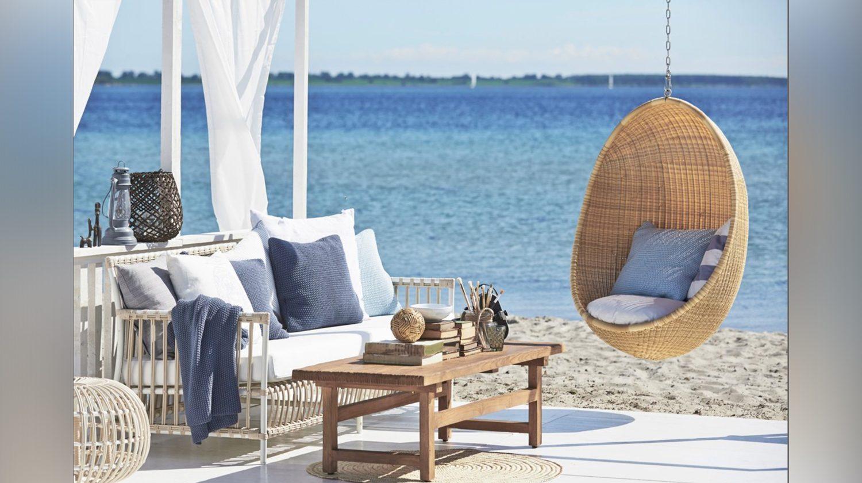 Hängesessel Hotellerie – das gewisse Etwas für den Strand