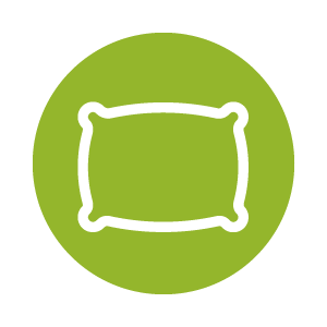 Zu sehen ist das Icon der Hängesessel Kissen – klicke, um zur Kissenübersicht zu gelangen