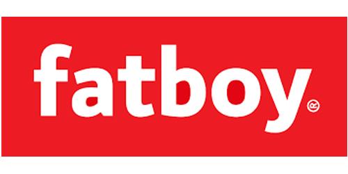 Hier zu sehen ist das Logo des Herstellers Fatboy